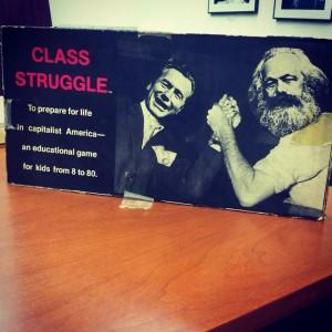 Class Struggle Box Cover