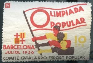 ALBA 033 stamp