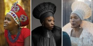 NYT Article: The Afrofuturistic Designs of Black Panther