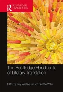 Annelise Finegan Wasmoen Co-Authors Chapter in Routledge Handbook of Literary Translation
