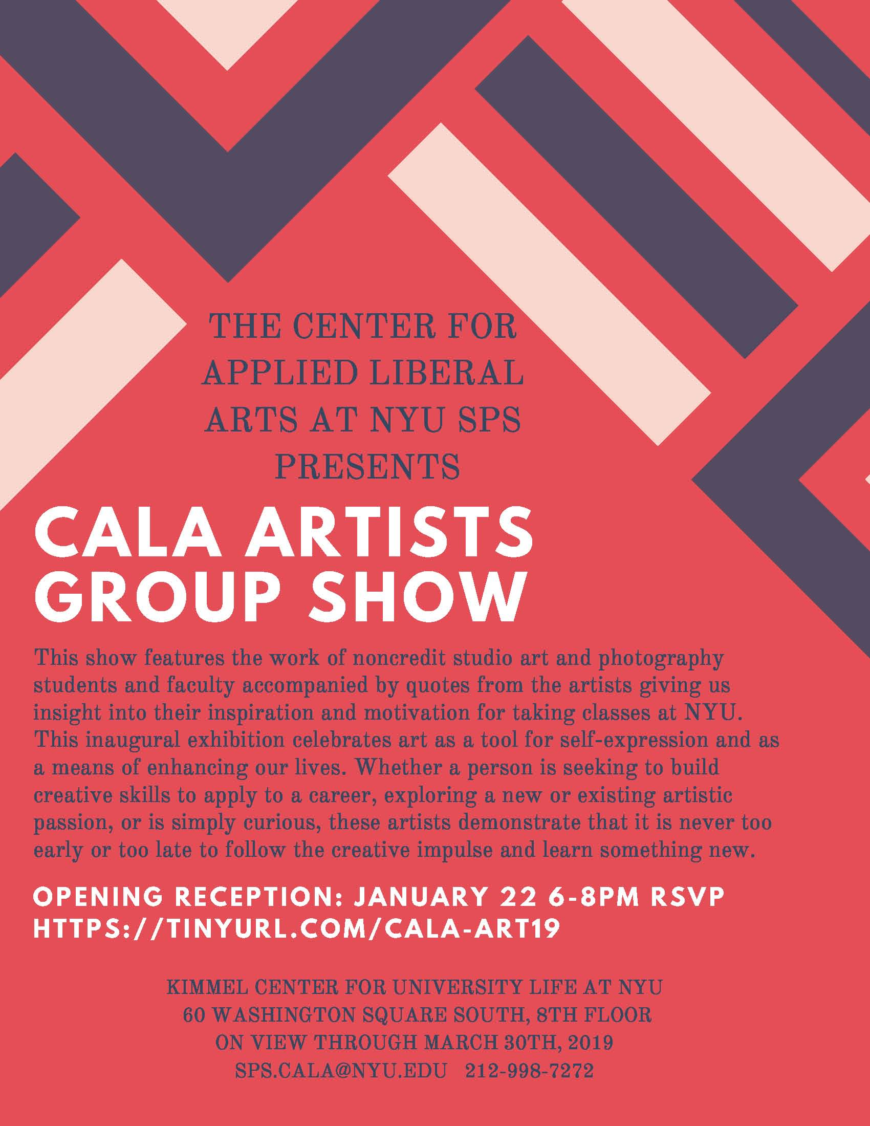 Cala Artists Group Show First Annual Exhibition