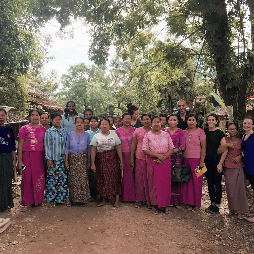 Fieldwork from the Eyes of a Student Consultant: Myanmar