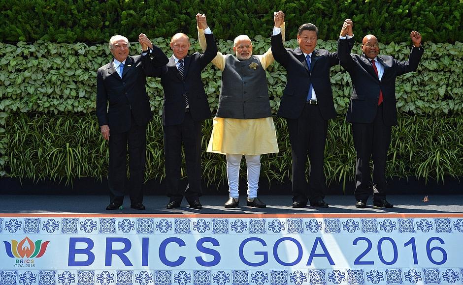 BRICS: FALLING APART