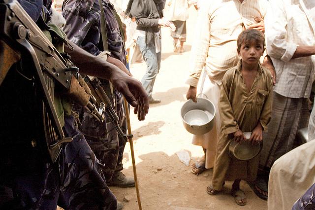 Yemen Needs Us Now
