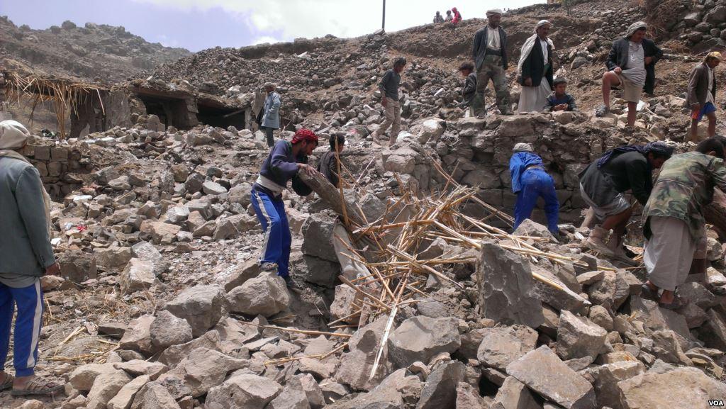 Don't let Yemen turn into Syria