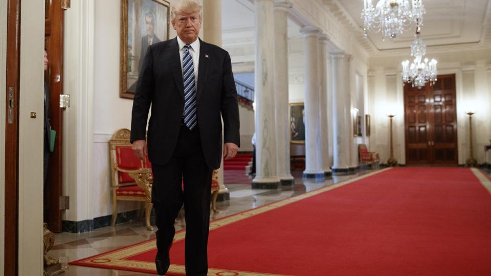 Donald Trump's Tumultuous 100 Days