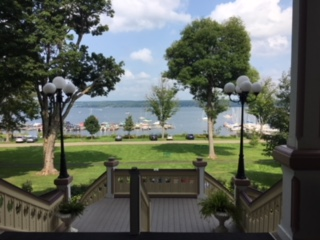 CGA at International Prosecutors Conference on Lake Chautauqua
