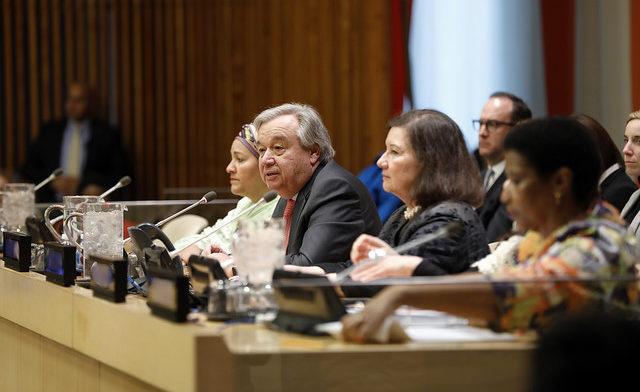 The UN's Gender Parity Goals: The Backlash Begins