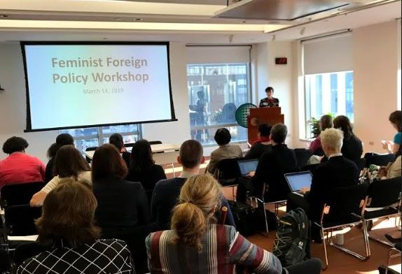 Feminist Foreign Policy: Key Principles & Accountability Mechanisms