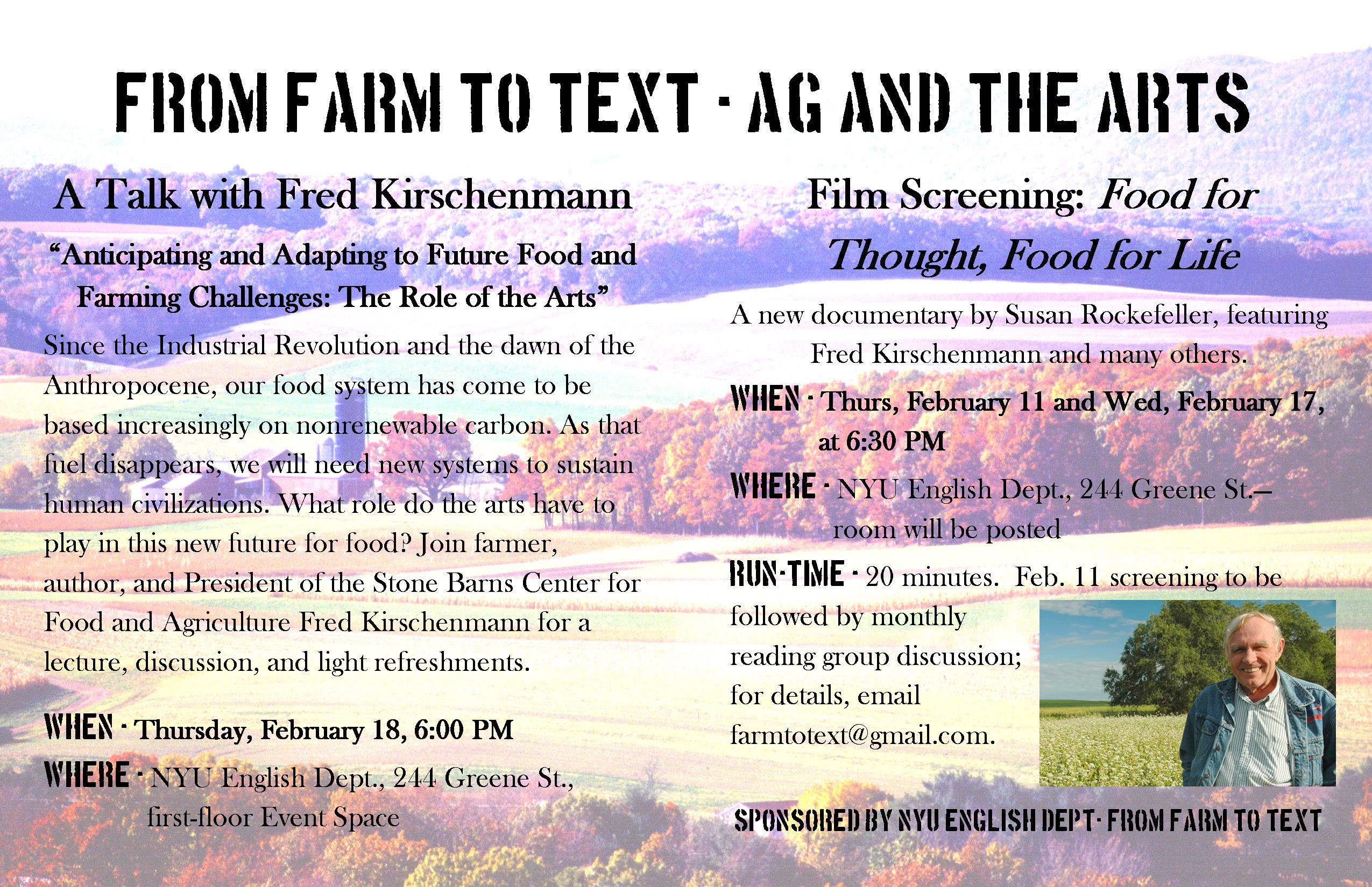 poster 4 - kirschenmann event - landscape