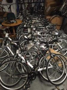 new fleet of bikes
