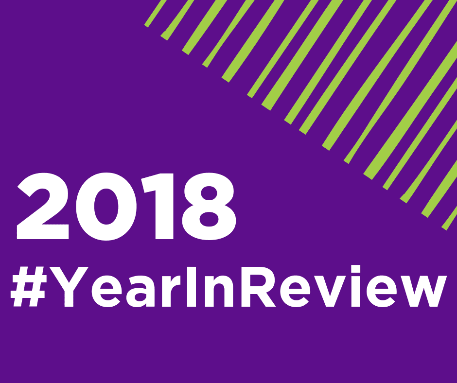 2018 #YearInReview