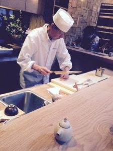 Sushi Master Ichimura