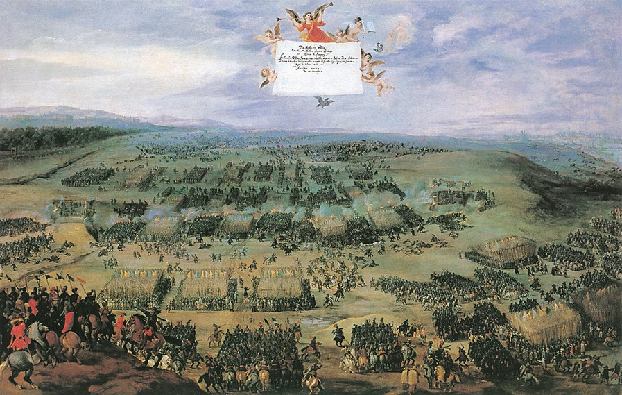 Battle of White Mountain, Peter Snayers, 1620
