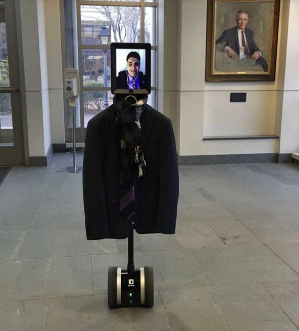 Open-Hillel-Zionist-Robot