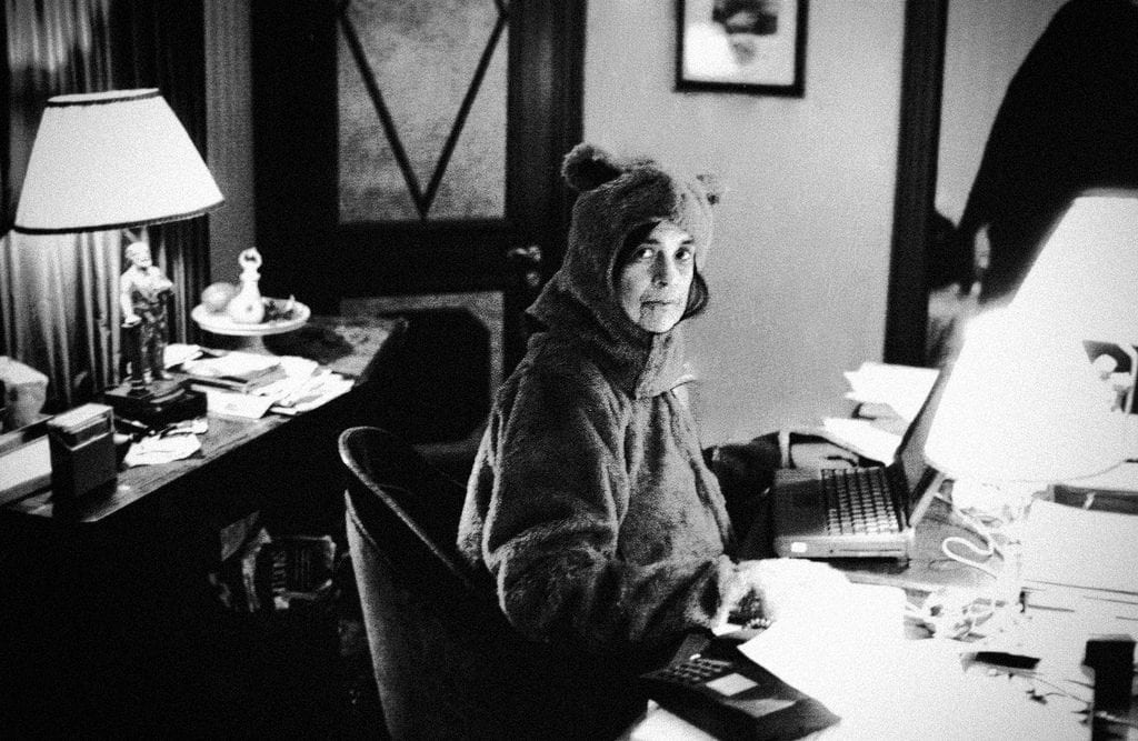 Our favorite photograph of one of our favorite public intellectuals. Susan Sontag photographed by Annie Liebovitz.