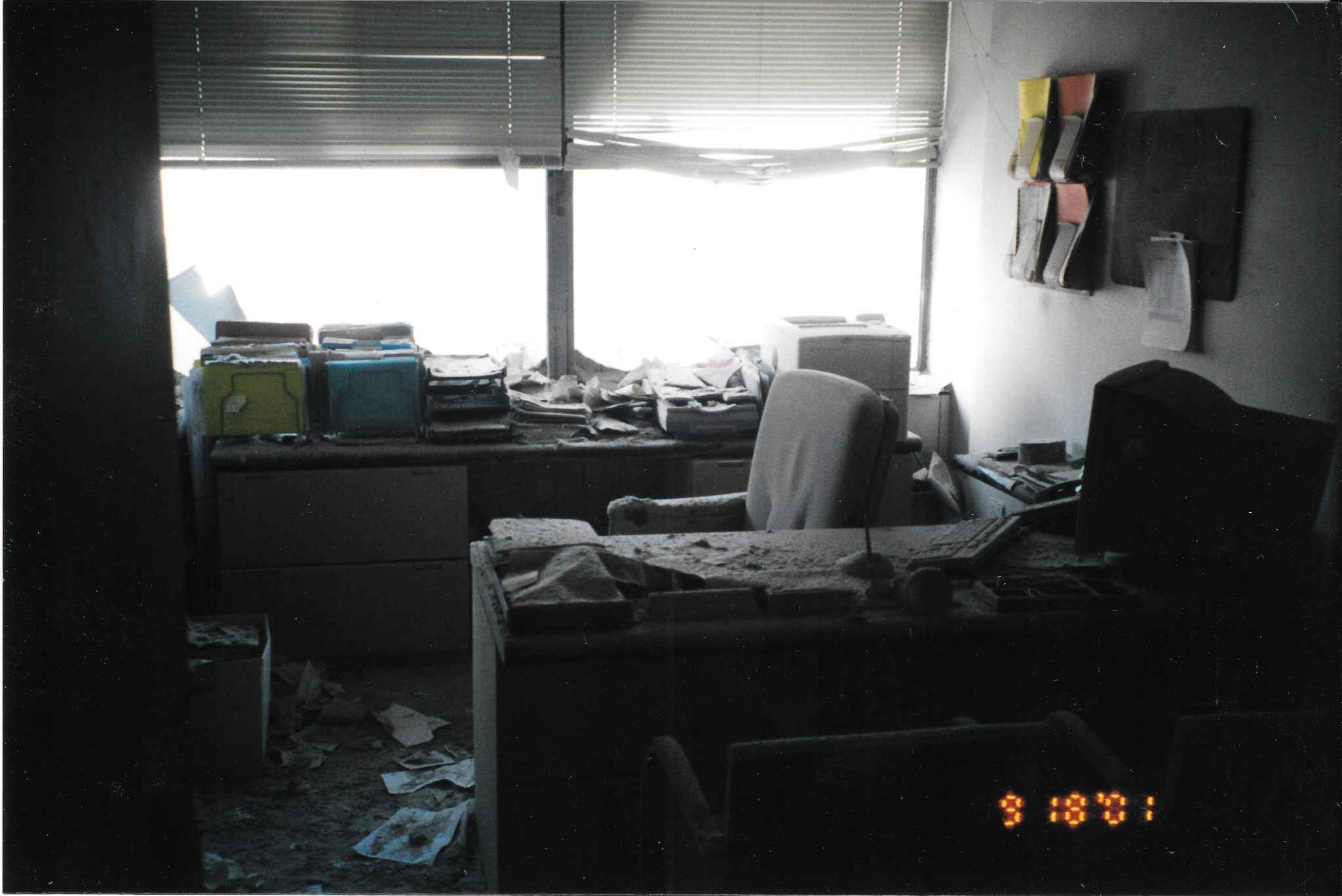 Empty Office '01
