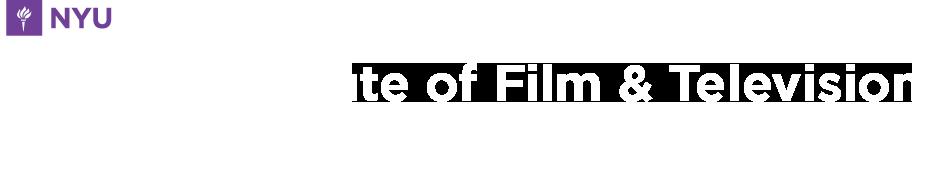 NYU Kanbar Institute of Film &Television