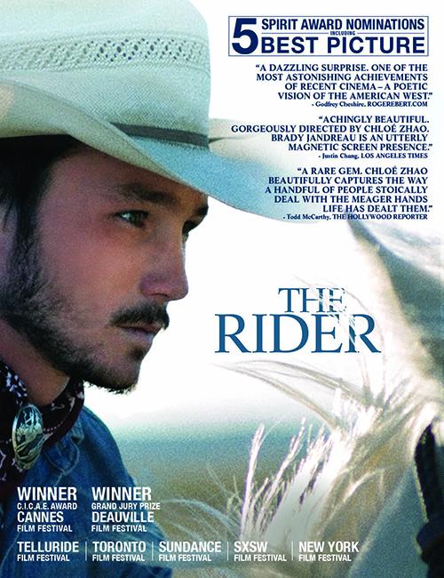 Kuvahaun tulos haulle the rider film poster