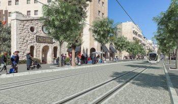 Jerusalem Blue Line